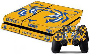 Skin Tigres Uanl Ps4 Barlights