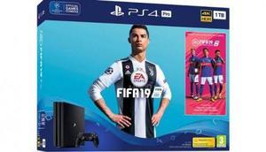 Sony Ps4 Slim 1tb Con Fifa 19 Nuevo!