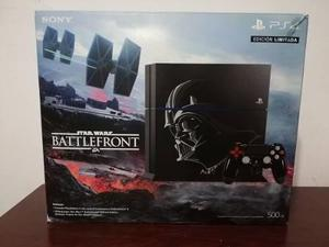 Vendo Cambio Ps4 Star Wars Batlefront Darth Vader Buen Fin