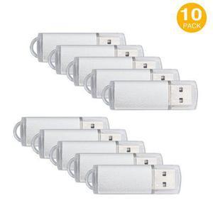 10 Pack De 4 Gb De Memoria Flash Stick Usb 2.0 Flash Drive
