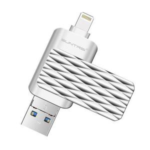 Flash Usb 2.0 Lightning Suntrsi Iphone Mac Pc Android 128gb