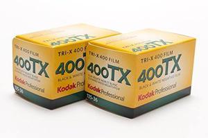 Kodak  Tri-x 400tx, Pelicula En Blanco Y Negro, 35 Mm