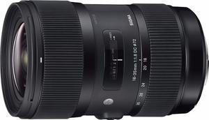 Lente Sigma mm F1.8 Art Dc Hsm Lens Para Nikon