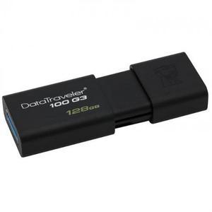 Memoria Flash Kingston 128 Gb Usb 3.0 -dt100g3/ Me-403371-22