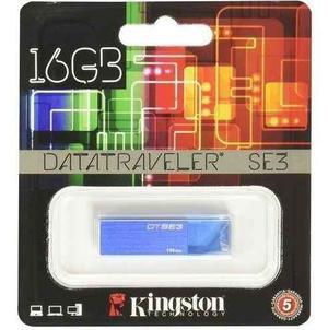 Memoria Flash Kingston 16gb Dtse3 (kc-u6816-4c1g)