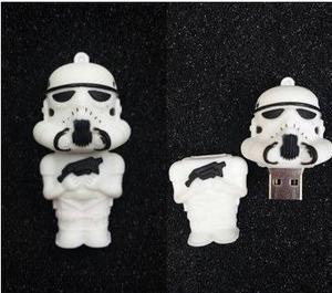 Memoria Usb Stormtroopers Star Wars.