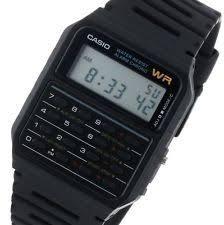 Reloj Casio De Calculadora Modelo Ca 53
