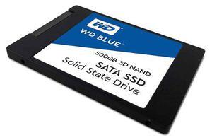 Wd 718037852898 Disco Duro Solido (ssd), 500 Gb, Sata 3, 2.5