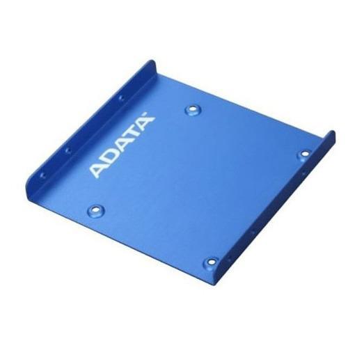 Adaptador Ssd 2.5 Bracket Adata A 3.5 Para Pc Azul