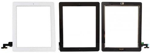 Cristal Digitalizador Touch Ipad 2 A A A Colores