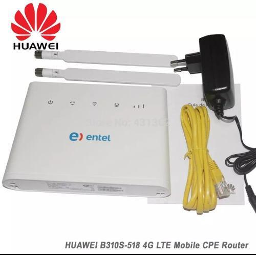 Modem 4g 3g 2g Huawei B310s 518 Desbloqueado