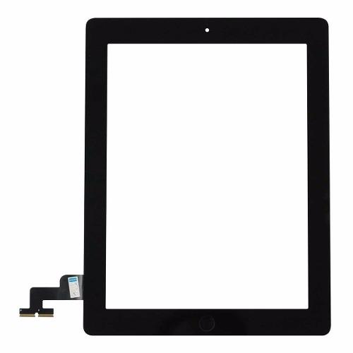 Touch Ipad 2 A A A + Boton (home) Blanco Negro