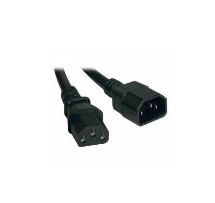 Tripplite Cable De Poder Para Pc C14 Coupler Macho - C13