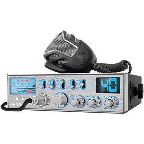 Uniden Bearcat Pc787 Radio Cb (plata) (fuera De Servicio Por