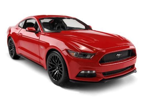 Ford Mustang Gt  Maisto Metal Die Cast De