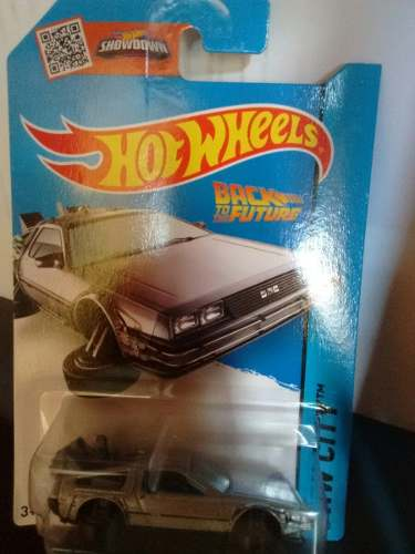 Hot Wheels Time Machine Hover Mode