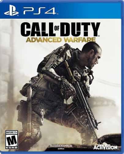 Juego Call Of Duty Advanced Warfare Ps4 Ibushak Gaming