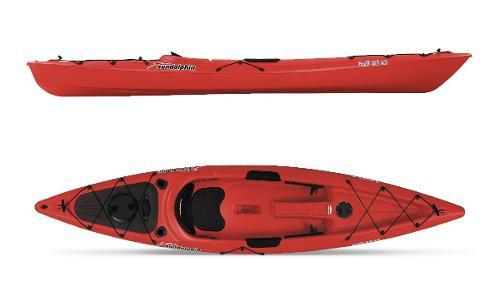 Kayak De 12 Pies Sundolphin Seminuevo