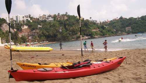 Kayak Fibra De Vidrio