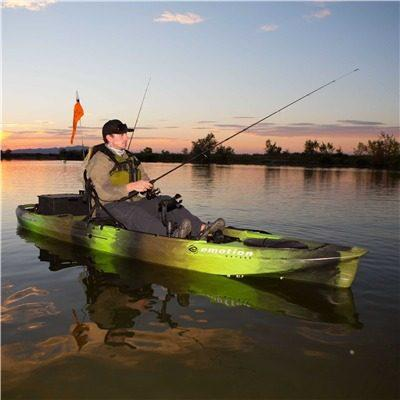 Kayak Lifetime Emotion Stealth Pro Para Pesca Nuevo Garantia