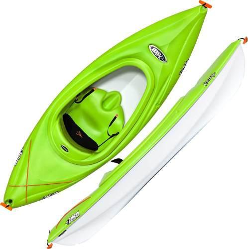 Kayak Pelican Vortex 80x, Nuevo! Remo Y Chaleco Incl