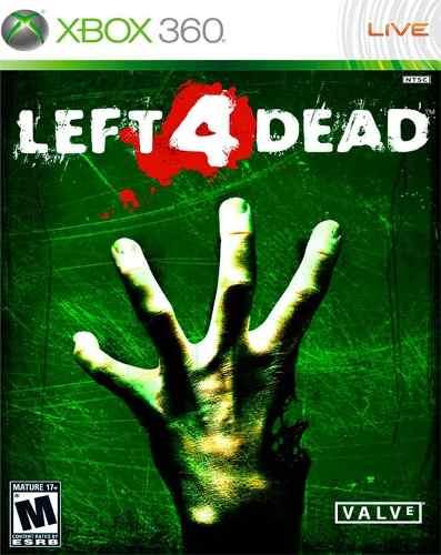 Left 4 Dead Nuevo Xbox 360 En Igamers