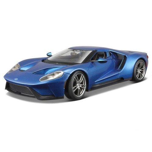 Maisto 1/18 Ford Gt  Metal Diecast Nuevo Envío