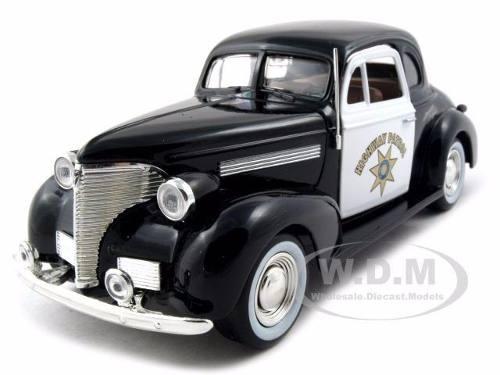 Motor Max  Chevrolet Coupe California Patrol Police