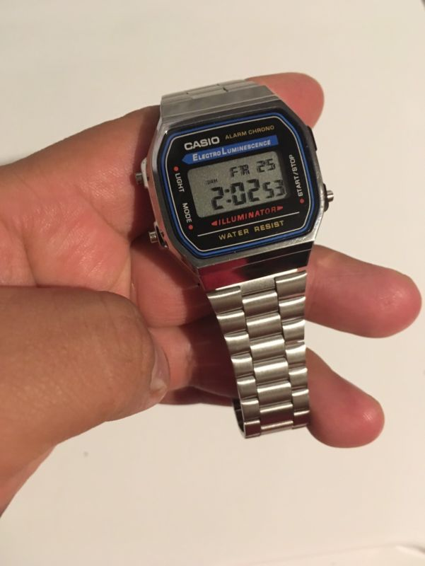Relojes nuevos