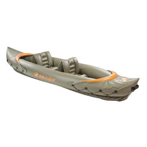 Sevylor Tahití Kayak Para 2-persona Para Pesca
