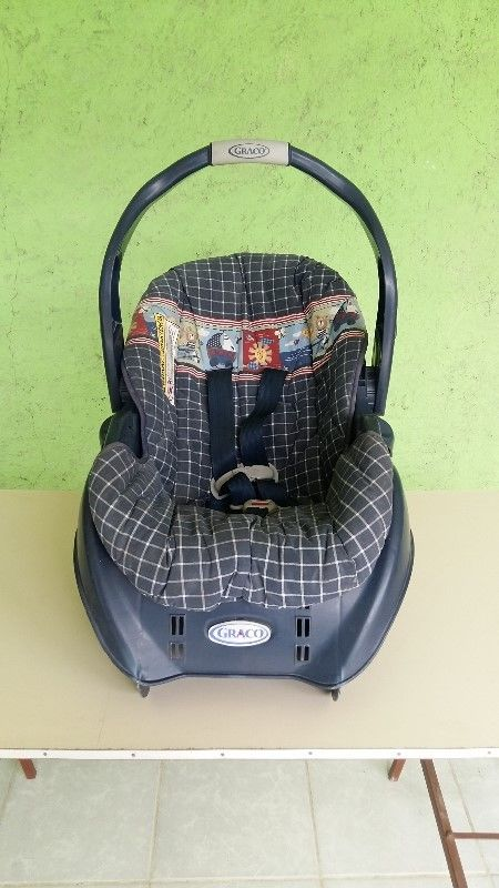 Silla Auto para Bebe - porta bebe