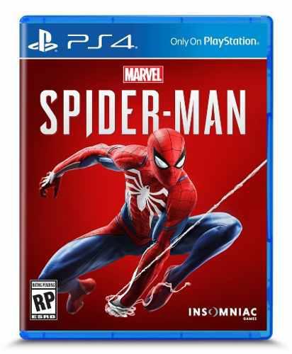 Spider Man Para Ps4 Perfecto Estado-----------------mr.game
