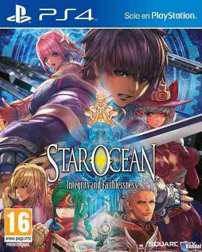 Star Ocean Integrity And Faithlessness Ps4 Zaffron
