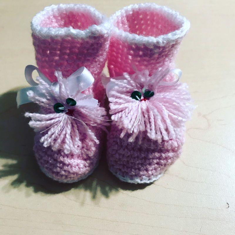 Zapatitos para Bebé