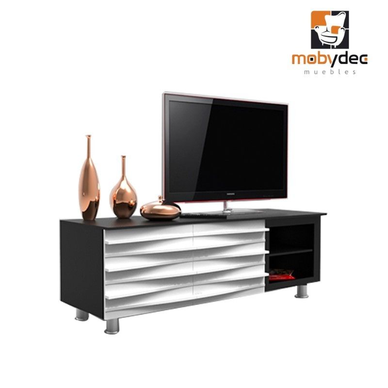 mueble para tv kansas mobiliario lounge en venta mobydec