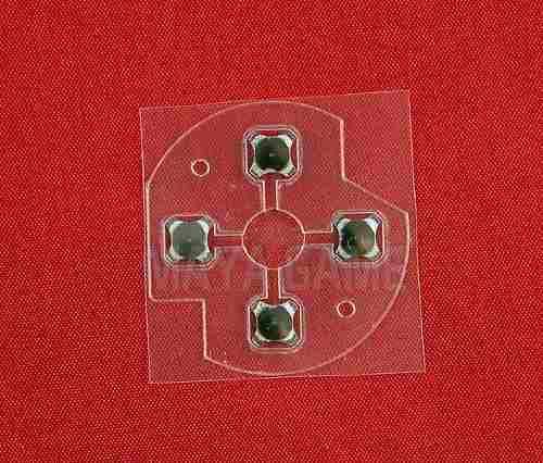 10 Piezas D-pads Capula De Metal Control Xbox One