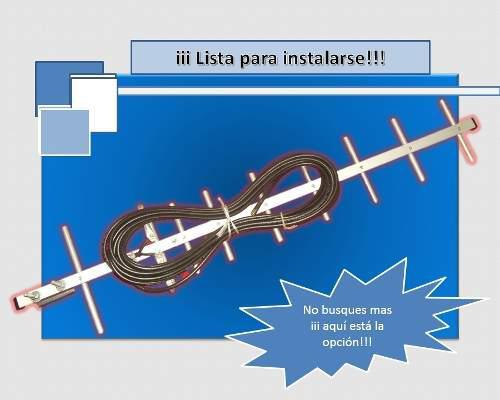 Antena Yagi Para Modem Router 3g 4g Huawei B310s-518