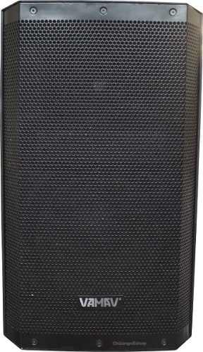 Bafle Amplificado 12 Pulg Bluetooth Usb Sd Mp3