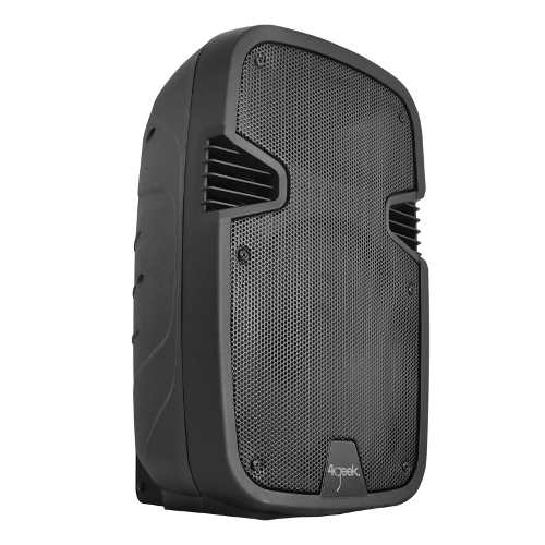 Bafles Amplificados 12 Pulgadas Bluetooth Audio Pro 4geek