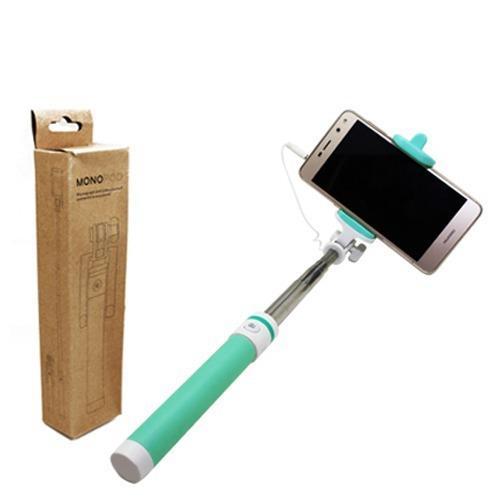 Baston Selfie Stick Celular Palo Mini 1 Metro Colores 3.5mm