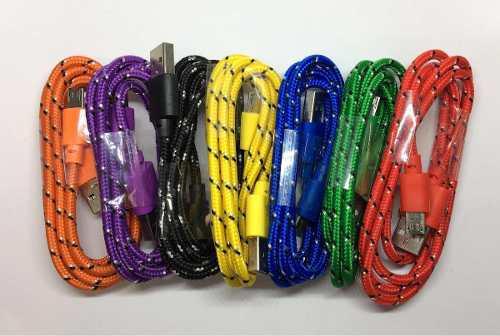 Cable Usb A V8 Android De Tela Modelo Ep25363