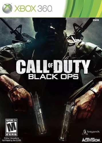 Call Of Duty Black Ops 1 Y 3 2x1 Xbox 360 Paquete Digital