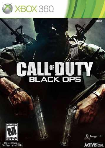 Call Of Duty Black Ops 1 Y 3 Xbox 360 (dig)!!