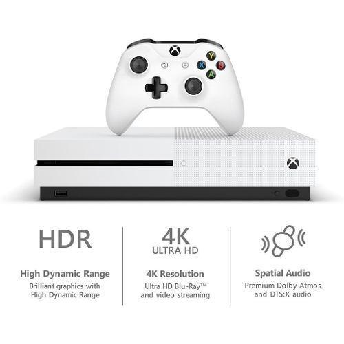 Consola De Vídeo Juegos Nuevo Xbox One S Consola 1tb