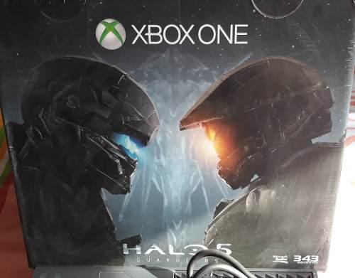 Consola Xbox One Edicion Halo 5 **cambio**