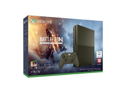 Consola Xbox One S 1tb Battlefield 1 Envio Gratis