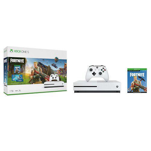 Consola Xbox One S 1tb Fortnite Xbox
