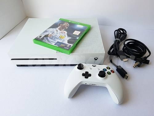 Consola Xbox One S De 500 Gb Control Y Juego Físico Fifa 18