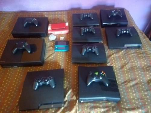 Consolas De Video Juegos Ps3, Xbox One, Xbox 360