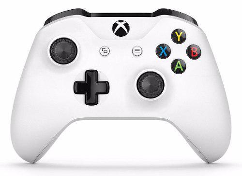 Control Inalambrico Blanco. Para Xbox One En Start Games